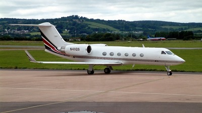 N411QS - Gulfstream G-IV(SP) - NetJets Aviation