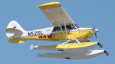 A picture of N52SL - Aviat A1B Husky - [2302] - © DJR