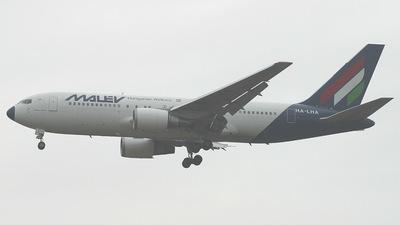 HA-LHA - Boeing 767-27G(ER) - Malév Hungarian Airlines