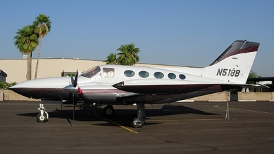 A picture of N518B - Cessna 421B - [421B0518] - © Sun Valley Aviation