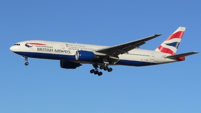 G-YMMJ - Boeing 777-236(ER) - British Airways