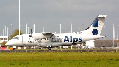 OE-LKC - Dornier Do-328-110 - Air Alps Aviation