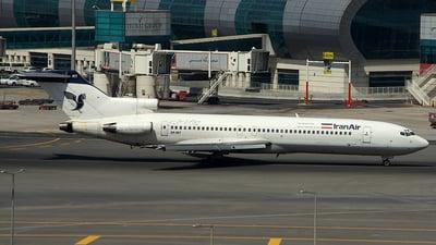 EP-IRT - Boeing 727-286(Adv) - Iran Air