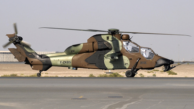 2019 - Eurocopter EC 665 Tiger - France - Army