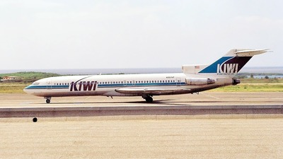 N357KP - Boeing 727-230(Adv) - KIWI International Airlines