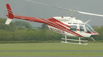 N208ER - Bell 206B JetRanger - Private