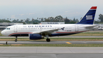 N829AW - Airbus A319-132 - US Airways (America West Airlines)