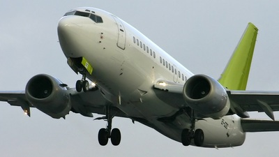 EI-CDC - Boeing 737-548 - Air Baltic