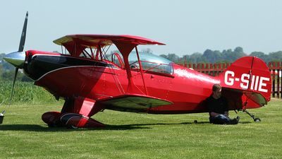 A picture of GSIIE - Pitts S2B Special - [5057] - © IAN CHANTLER