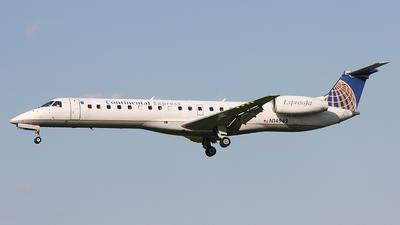 N14943 - Embraer ERJ-145ER - Continental Express (ExpressJet Airlines)
