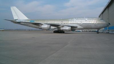 PH-BUW - Boeing 747-306(M) - Surinam Airways