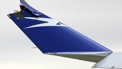 LV-BMT - Airbus A340-312 - Aerolíneas Argentinas
