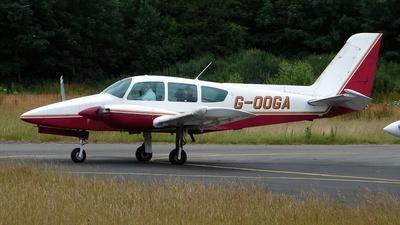 A picture of GOOGA - Gulfstream American GA7 - [GA70111] - © Robert Beaver