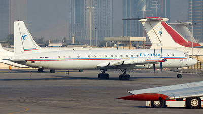 4R-EXD - Ilyushin IL-18 - Expo Air