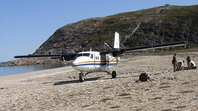 C-FBBV - De Havilland Canada DHC-6-300 Twin Otter - Kenn Borek Air