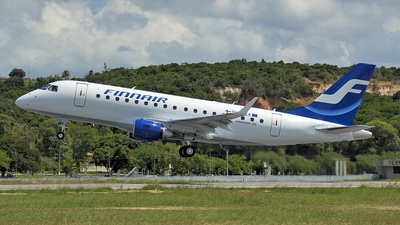 OH-LEK - Embraer 170-100STD - Finnair