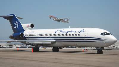 N676MG - Boeing 727-225(Adv) - Champion Air