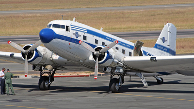 ZS-CAI - Douglas DC-3C - Skyclass Aviation