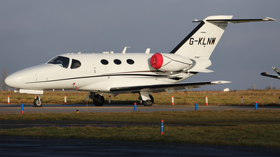 G-KLNW - Cessna 510 Citation Mustang - Private