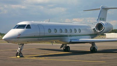 SE-RDX - Gulfstream G550 - EFS European Flight Service