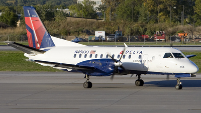 N456XJ - Saab 340B+ - Delta Connection (Mesaba Airlines)