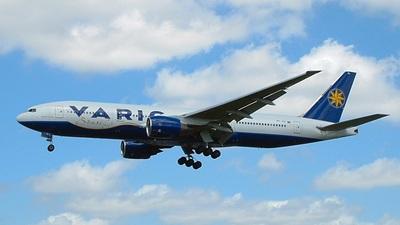 PP-VRI - Boeing 777-222 - Varig