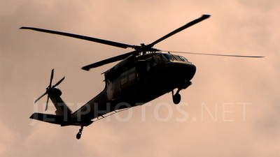 EJC2165 - Sikorsky UH-60L Blackhawk - Colombia - Army