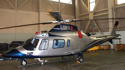 A picture of GEMHB - Agusta A109E Power - [11111] - © IAN CHANTLER