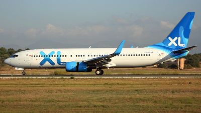 C-GOAF - Boeing 737-86N - XL Airways (Sunwing Airlines)