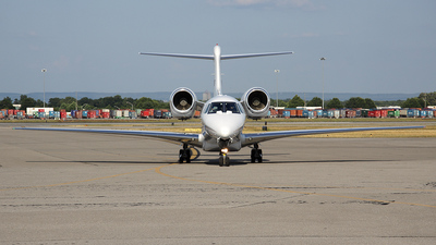 N900QS - Cessna 750 Citation X - Private