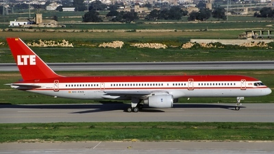 EC-ENQ - Boeing 757-2G5 - LTE International Airways