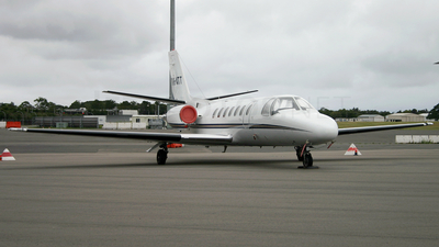 VH-XTT - Cessna 560 Citation Ultra - Private