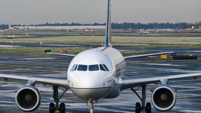 XA-MXA - Airbus A319-112 - Mexicana