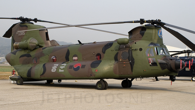 19-085 - Boeing HH-47D Chinook - South Korea - Air Force