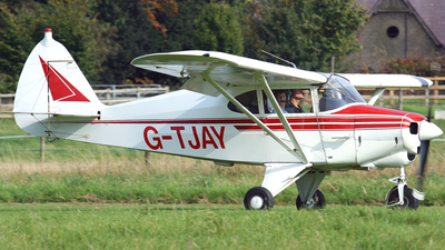 G-TJAY - Piper PA-22-150 Tri-Pacer - Private