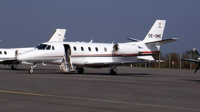 OE-GME - Cessna 560XL Citation Excel - Air-Styria