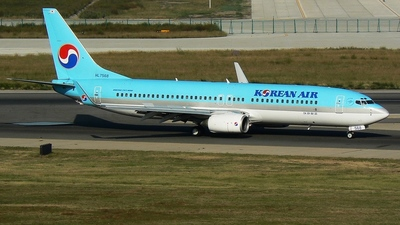 HL7568 - Boeing 737-8B5 - Korean Air