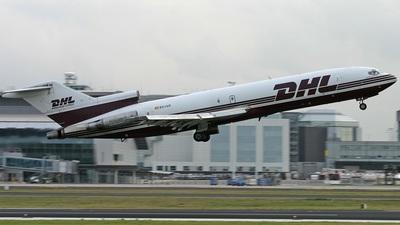 EC-IVF - Boeing 727-230(Adv)(F) - DHL (Swiftair)