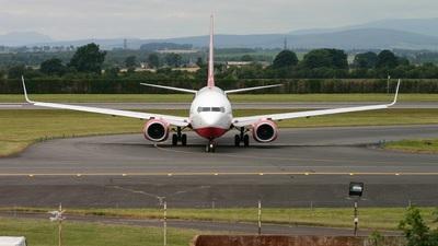 G-CDEG - Boeing 737-8BK - Flyglobespan