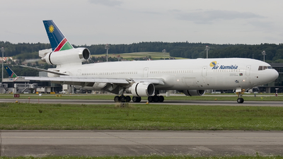 V5-NMD - McDonnell Douglas MD-11 - Air Namibia