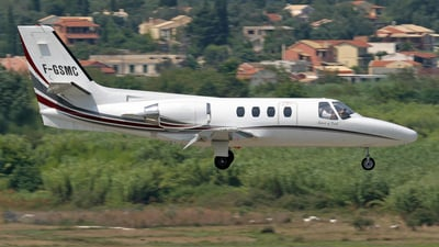 F-GSMC - Cessna 500 Citation - Private