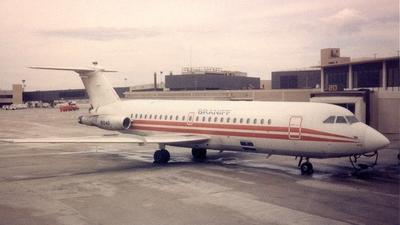 N1543 - British Aircraft Corporation BAC 1-11 Series 203AE - Braniff International Airways