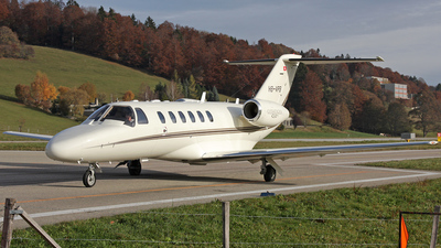 HB-VPB - Cessna 525A CitationJet 2 Plus - Albinati Aeronautics