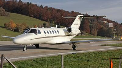 HB-VPB - Cessna 525A CitationJet 2 Plus - Albinati Aviation