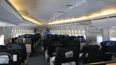 JA813J - Boeing 747-346 - Japan Airlines (JAL)