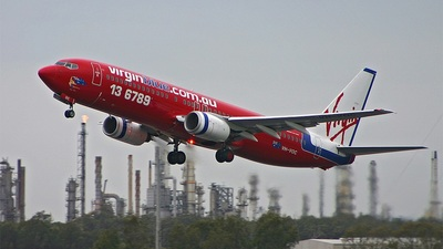 VH-VOC - Boeing 737-8BK - Virgin Blue Airlines