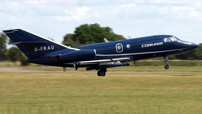 G-FRAU - Dassault Falcon 20C - Private