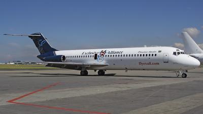 ZS-PAK - McDonnell Douglas DC-9-32 - Private