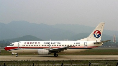 B-2979 - Boeing 737-36N - China Eastern Airlines