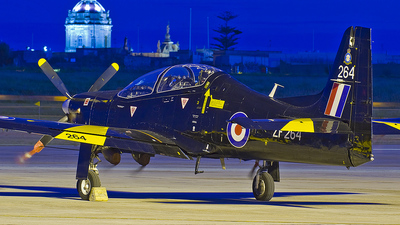 ZF264 - Short Tucano T.1 - United Kingdom - Royal Air Force (RAF)